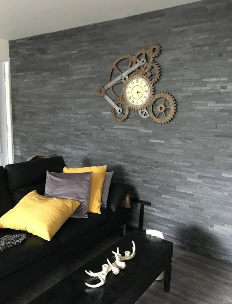 Mur | Salon | Mme. Bouchard