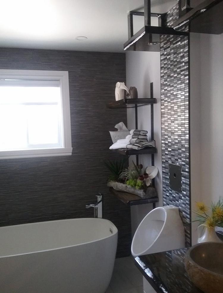 Salle de bain | Mme. Gougeon