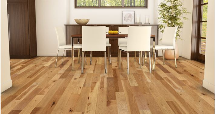 Lauzon Hickory Honey Moon Magasin Rose