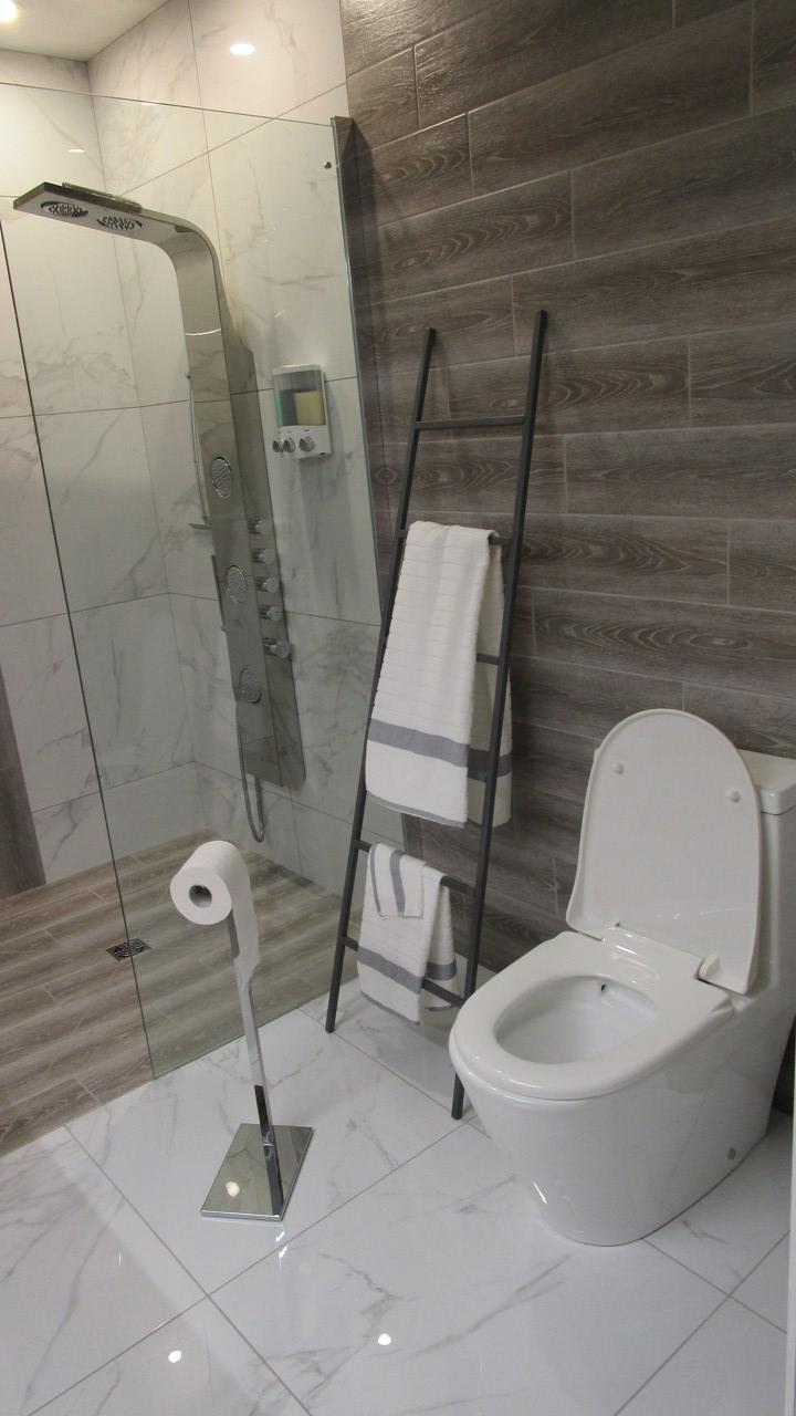 Salle de bain à St-Thomas