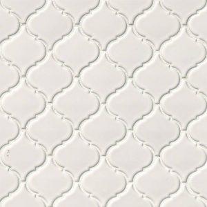 white-glossy-arabesque
